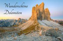Kalender Wunderschöne Dolomiten 2020