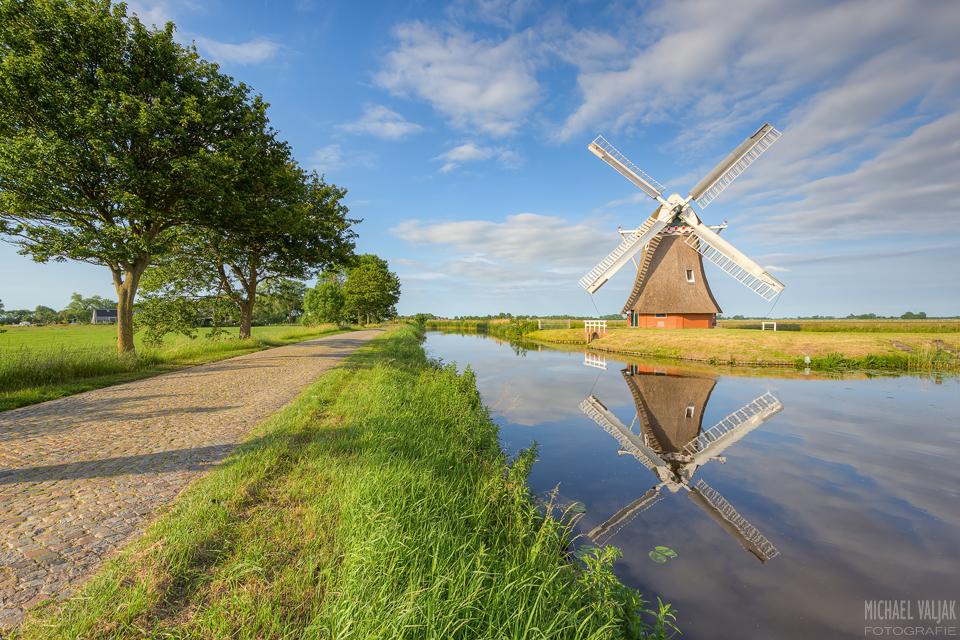 Windmühle Krimstermolen