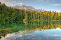Badersee in Bayern