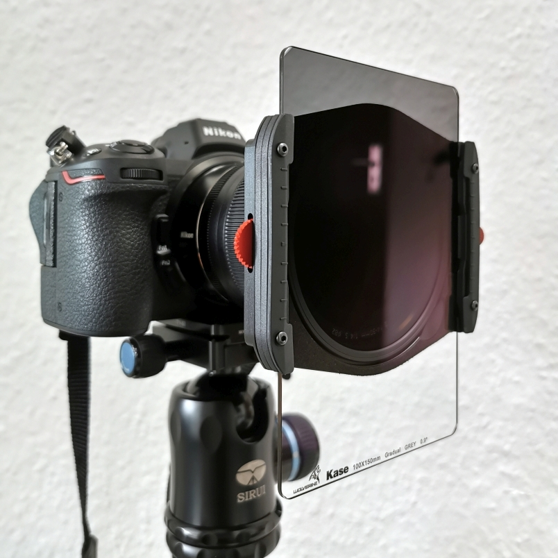 Kase K9 Filterhalterung inklusive Soft 0.9 GND