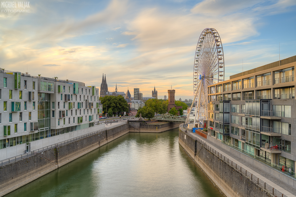 Riesenrad in Köln