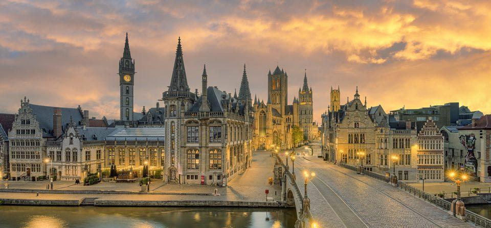 Gent in Belgien