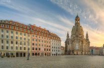 Neumarkt und Frauenkirche in Dresden