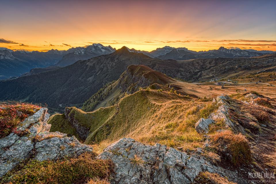 Zauberhafte Dolomiten