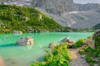 Lago di Sorapis Dolomiten
